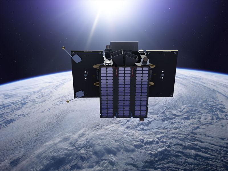 Satelitt-web