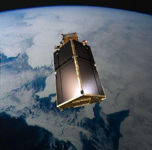 Colourbox: Satelitt
