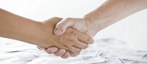 Finansiering og avtalemaler