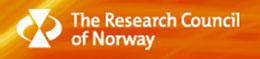 Logo til forskningsrådet
