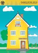 bokomslag familiens hus
