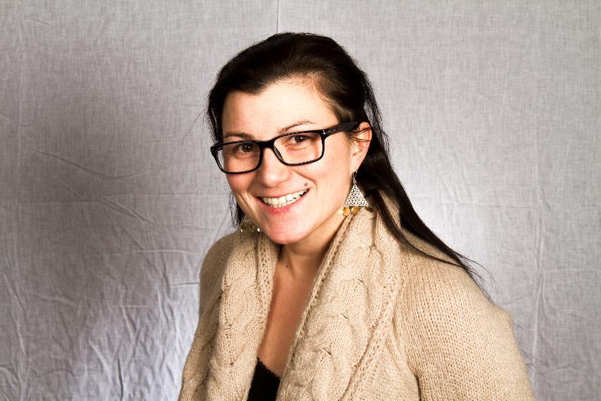 Portrettbilde av Utsi, Inger Elin Kristina