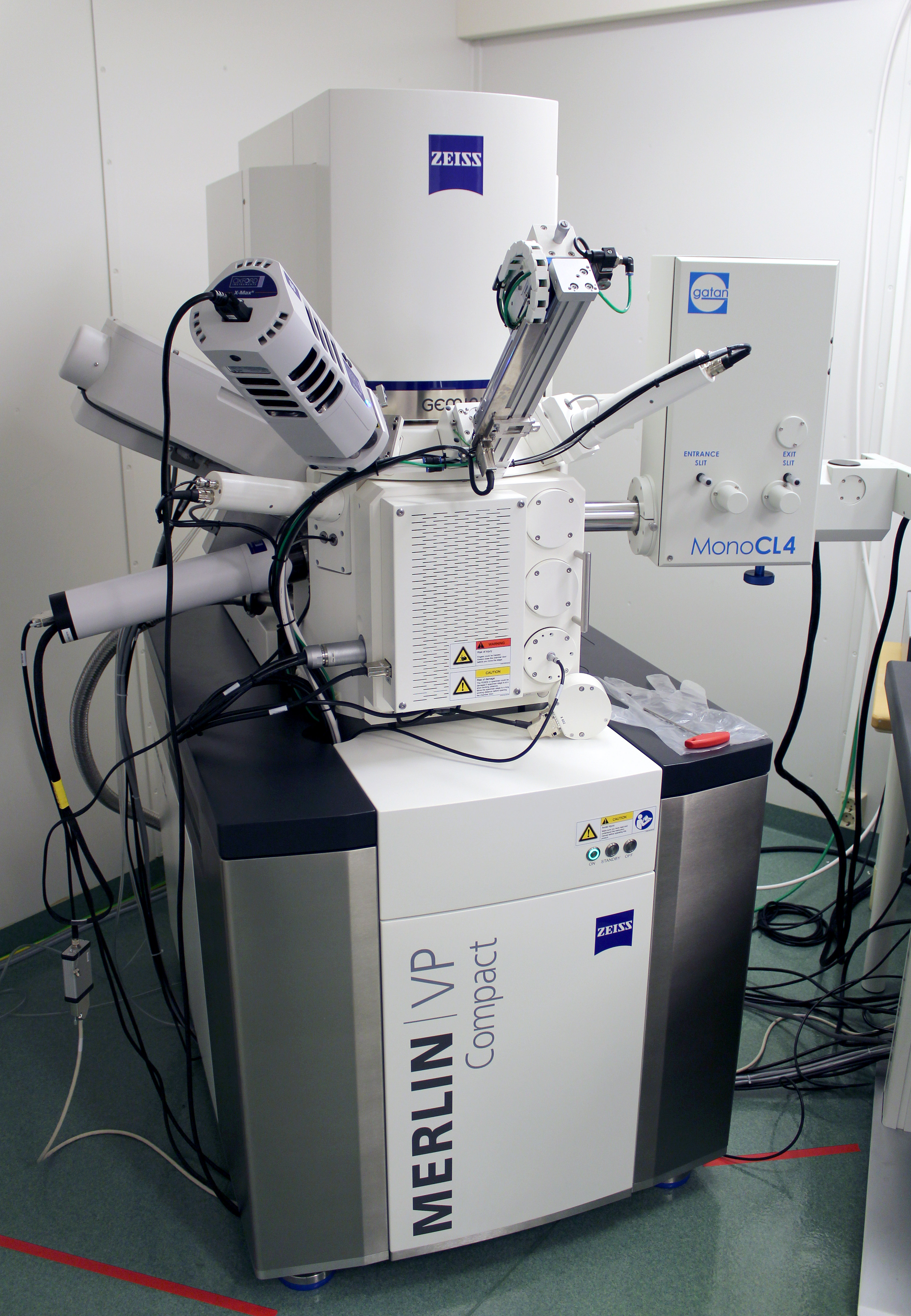 scanning electrons microscope