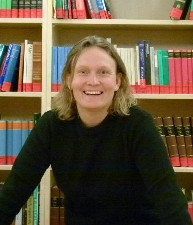 Portrettbilde av Vitikainen, Annamari