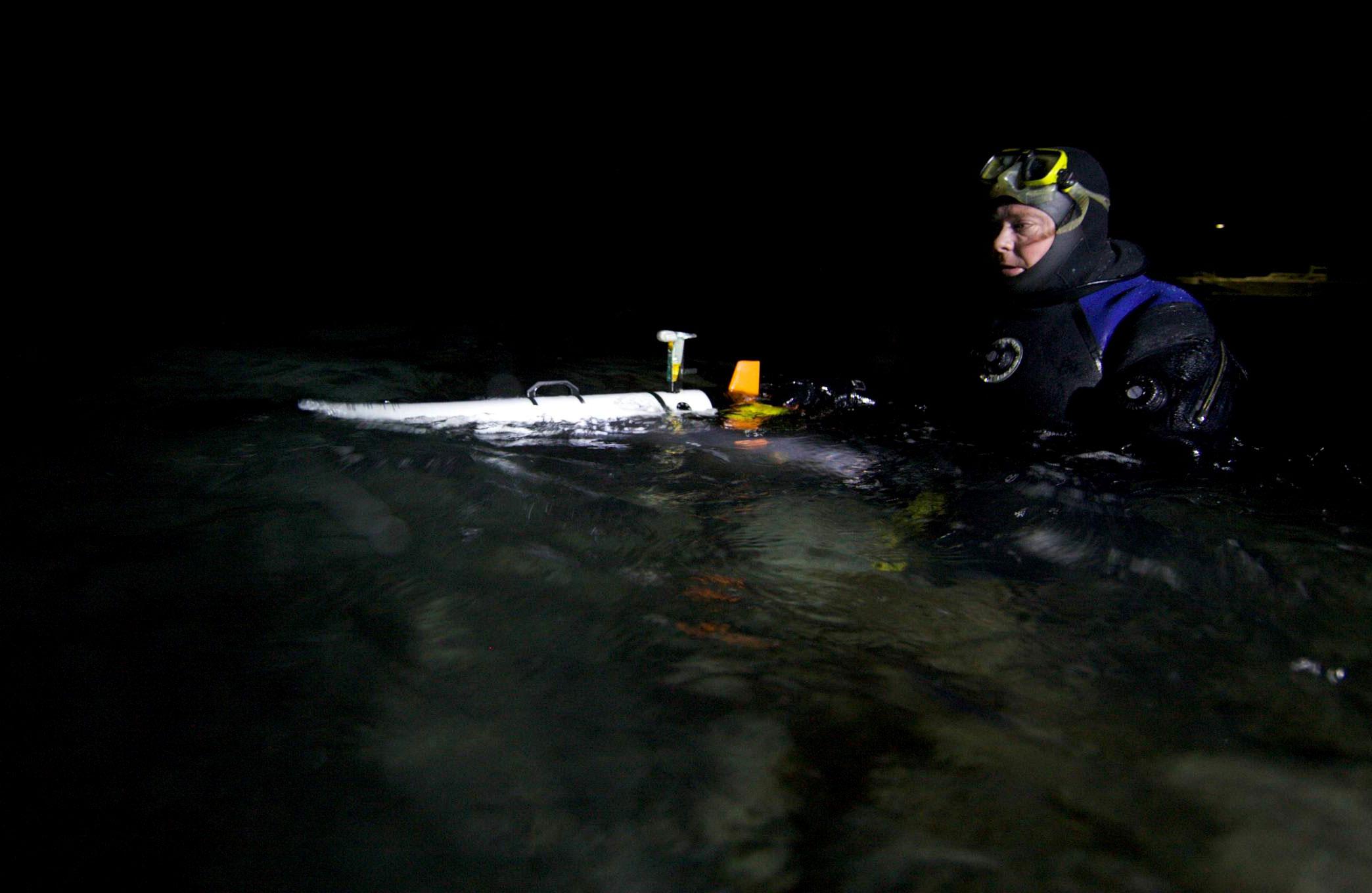 Jørgen Berge er professor i arktisk og marin biologi ved UiT. Foto: Geir Johnsen