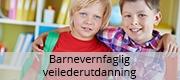 Knapp barnevernfaglig veilederutdanning