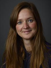 Lena Aarekol er daglig leder ved Polarmuseet.