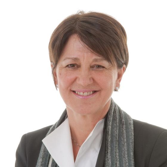 Prorektor for utdanning og kvalitet, Wenche Jakobsen. Foto: Torbein Kvil Gamst