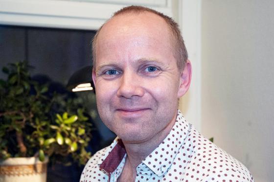 Svein Arild Vis har forsket på i hvilken grad barn blir hørt i barnevernssaker. Foto: Karine Nigar Aarskog