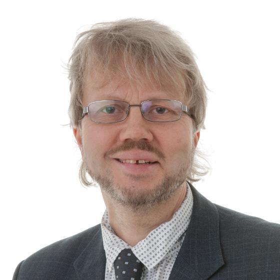 Jusprofessor Øyvind Ravna er redaktør for magasinet Arctic Review on Law and Politics. Foto: Torbein Kvil Gamst