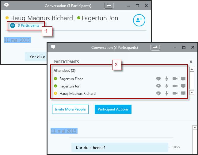 Skype for Business (tidl  Lync)   UiT