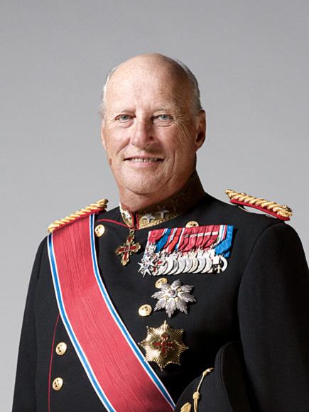 Kong Harald er i disse dager på offisielt besøk i USA. Foto: Sølve Sundsbø, Det kongelige hoff