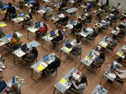 Digtial eksamen i AudMax våren 2015