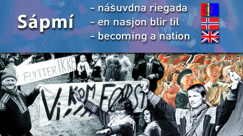 Nettutsillingen Sapmi - en nasjon blir til