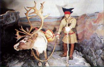 'Samekulturen' har som formål å anskueliggjøre samisk kulturutvikling fra de eldste kilder og fram til situasjonen i det 20. århundre. Gjennomgangstema er naturressursene i sameland og de næringsveier, bosetningsformer og åndelig kulturytringer som er skapt ved samspillet mellom harde naturforhold og menneskets innsats. Utviklingen skjer på tradisjonelt kulturgrunnlag med støtte i nye impulser utenfra som tilpasses de lokale forhold.