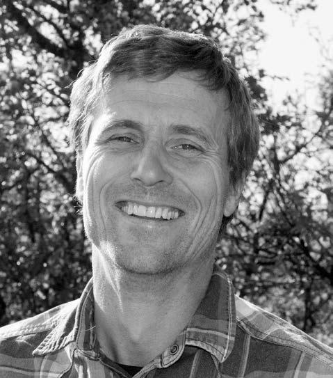 Svein Anders Noer Lie er førsteamanuensis i filosofi ved UiT. Foto: Karine Nigar Aarskog