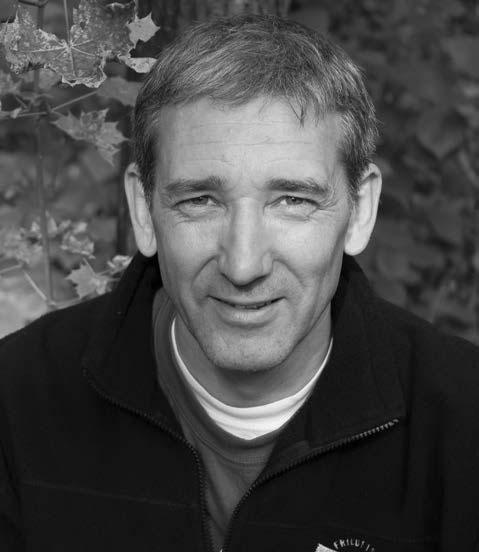 Lasse Heimdal er generalsekretær i Norsk friluftsliv. Foto: Susanne Ådlandsvik