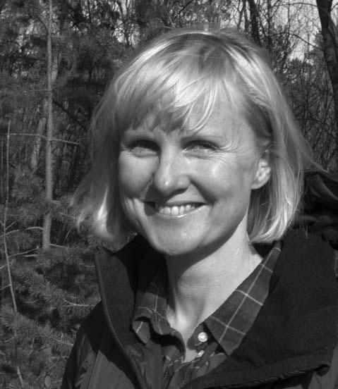 Brynhild Granås forsker ved Institutt for reiseliv og nordlige studer ved UiT. Foto: Ragnhildur Asvalds