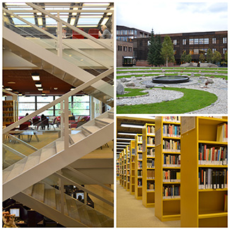 Culture and Social Sciences Library