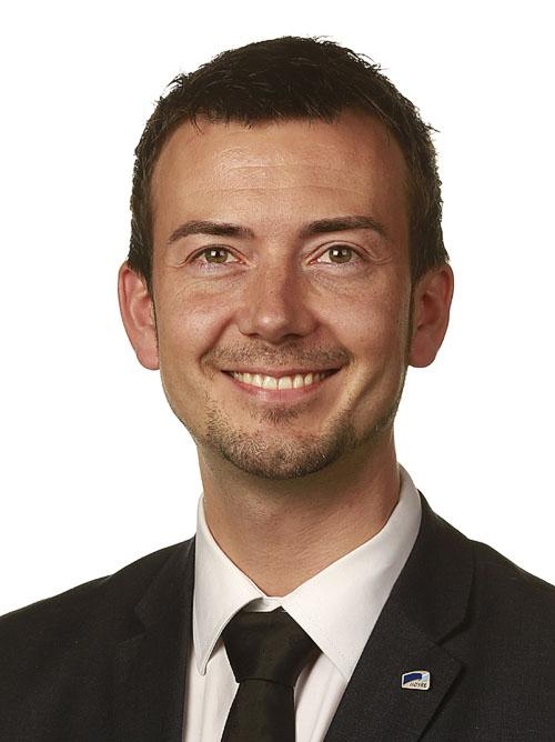 Stortingspolitiker Kent Gudmundsen. Foto: Stortinget/Terje Heiestad