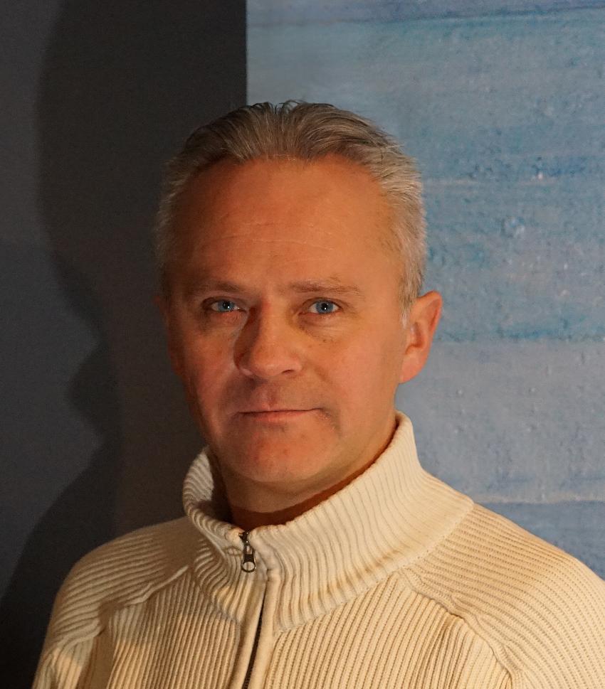 Portrettbilde av Mortensen, Kai