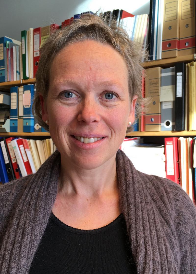 Marit Reigstad er prosjektleder for Arven etter Nansen. Foto: Karine Nigar Aarskog