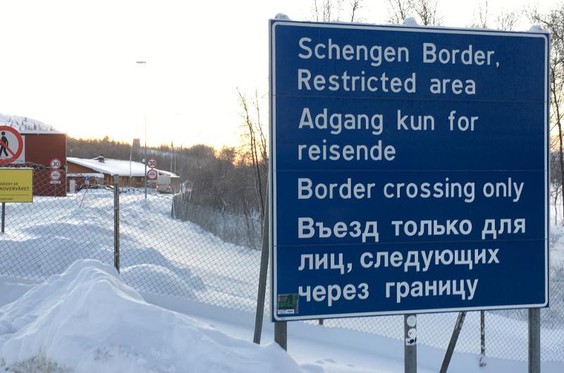 Sør-Varanger kommune har tatt imot over 5000 flyktninger de siste månedene. Nå er grensekontrollene skjerpet. Foto: Unni Sildnes.