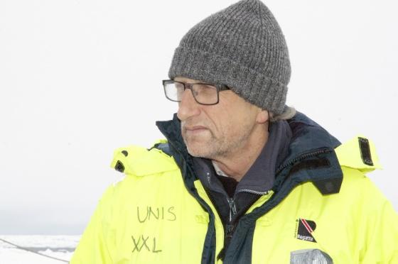 Sveinung Eikeland er viserektor ved UiT. Foto: Karine Nigar Aarskog