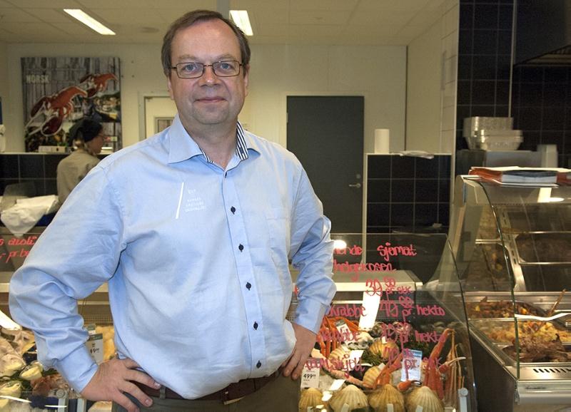 Kenneth Ruud er prorektor for forskning og utvikling ved UiT. Foto: Karine Nigar Aarskog