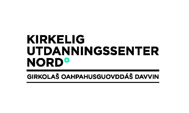 Logoen til Kirkelig utdanningssenter i nord
