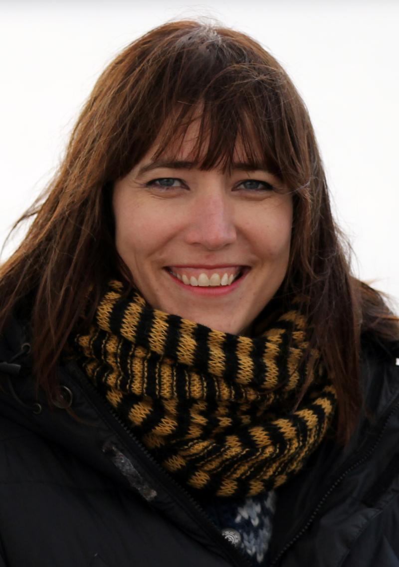 Berit Kristoffersen er postdoc ved UiT. Foto: privat