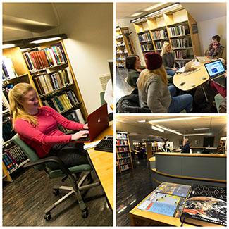 Harstad Library