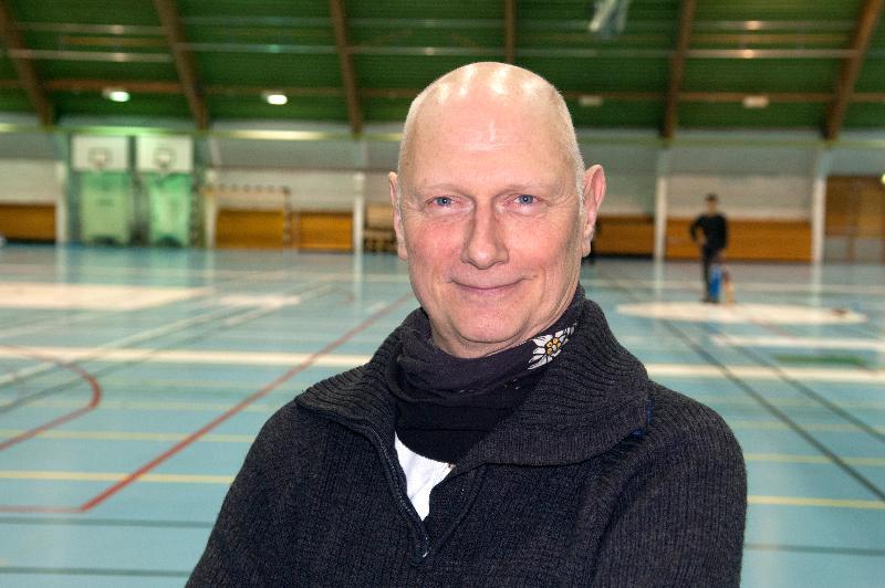 Håkon Fottland er seniorrådgiver ved UiT. Foto: Karine Nigar Aarskog