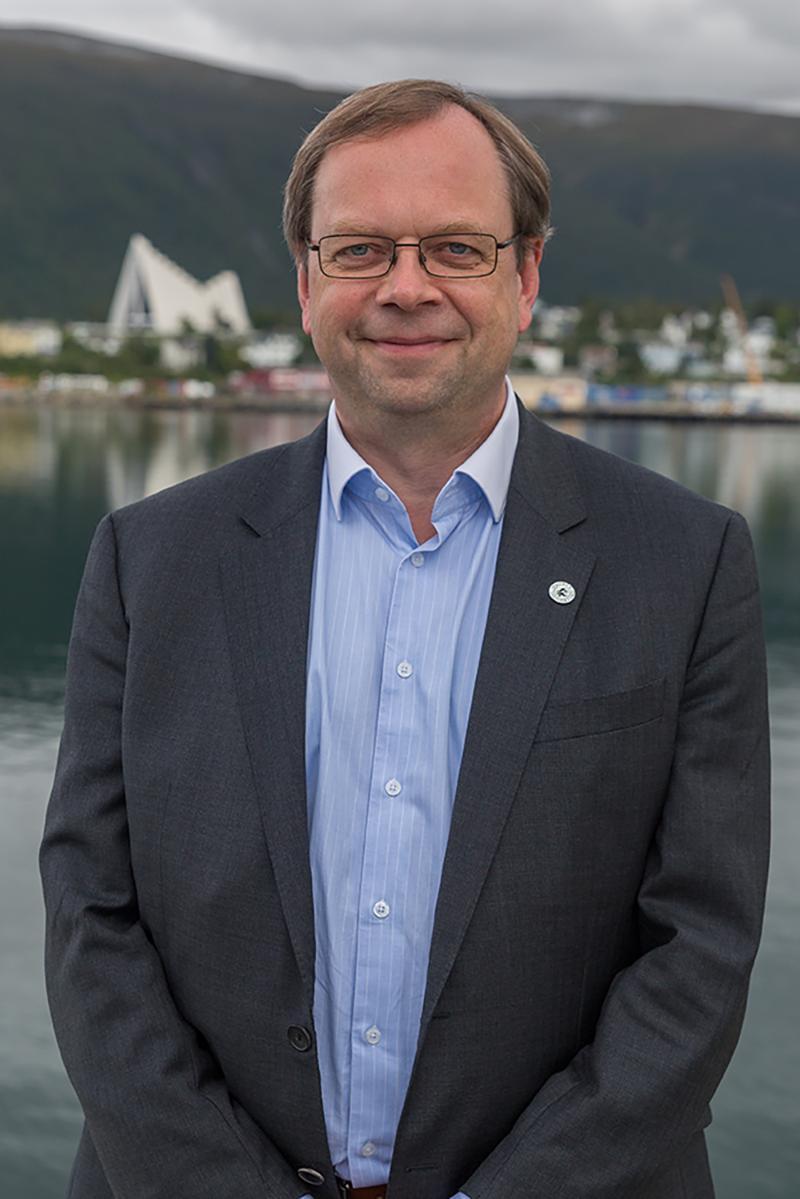 Kenneth Ruud er prorektor for forskning og utvikling ved UiT.