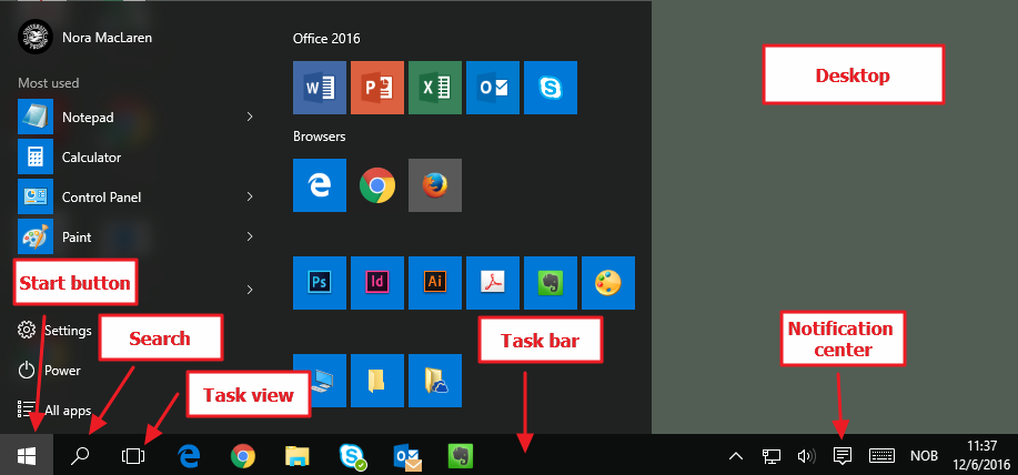 Windows 10 | UiT