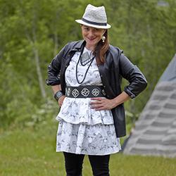 Mennesker, identitet og estetikk på Europas største urfolksfestival, RidduRiđđu.