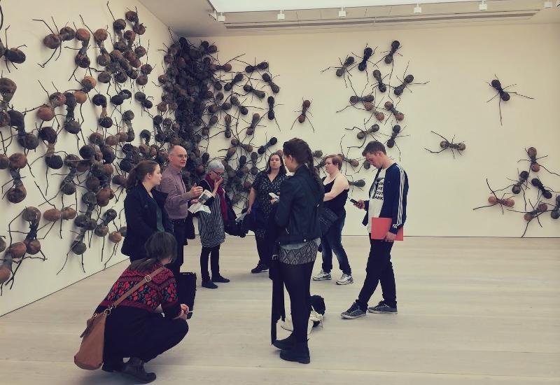 Kunsthistorie - master. Foto Marja Reibo Gundersen