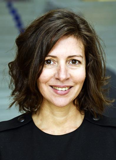 Portrettfoto Michele Widerøe