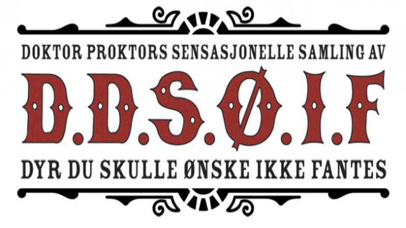 De er fæle. De er grusomme. Og du skulle ønske de ikke fantes. Men fra 12. februar til 18. april er de på Tromsø Museum, enten du vil eller ei.