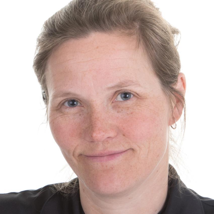 Portrettbilde av Aarskog, Karine Nigar