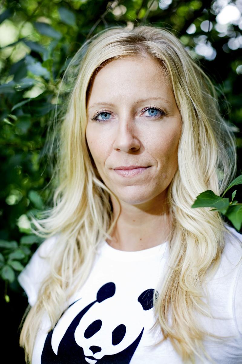 Nina Jensen er generalsekretær i WWF Norge.