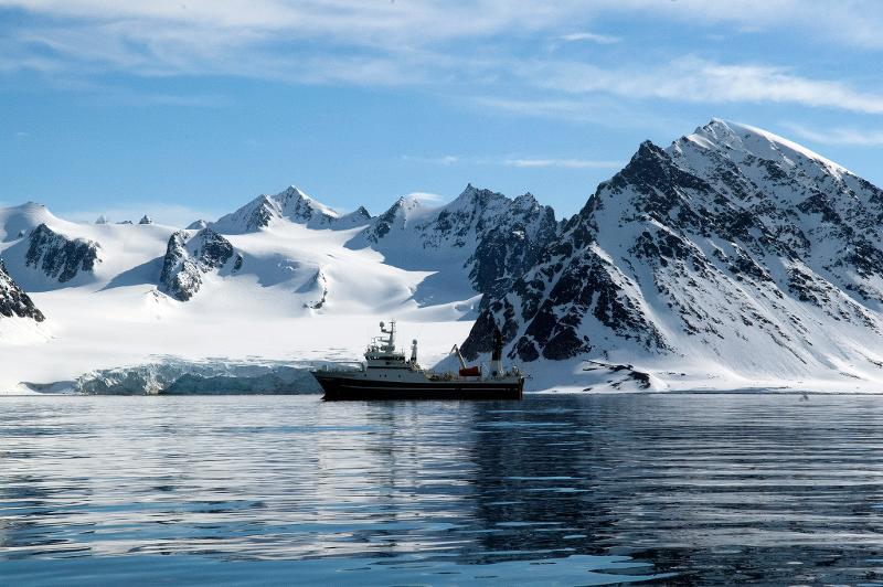 Forskningsprosjektet Arven etter Nansen skal kartlegge det nordlige Barentshavet.