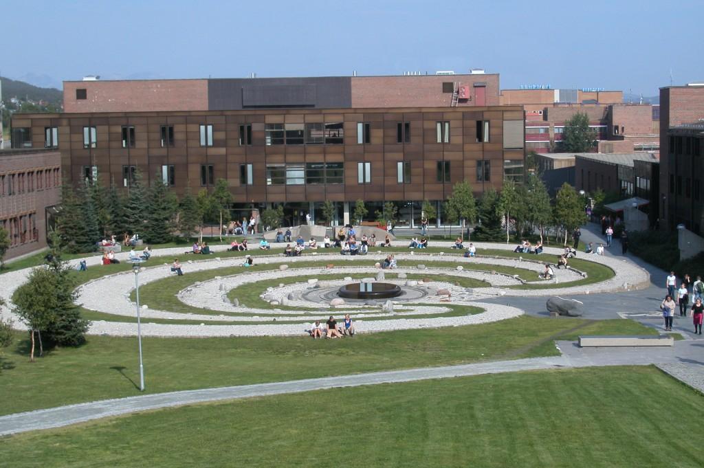 UiT campus Tromsø