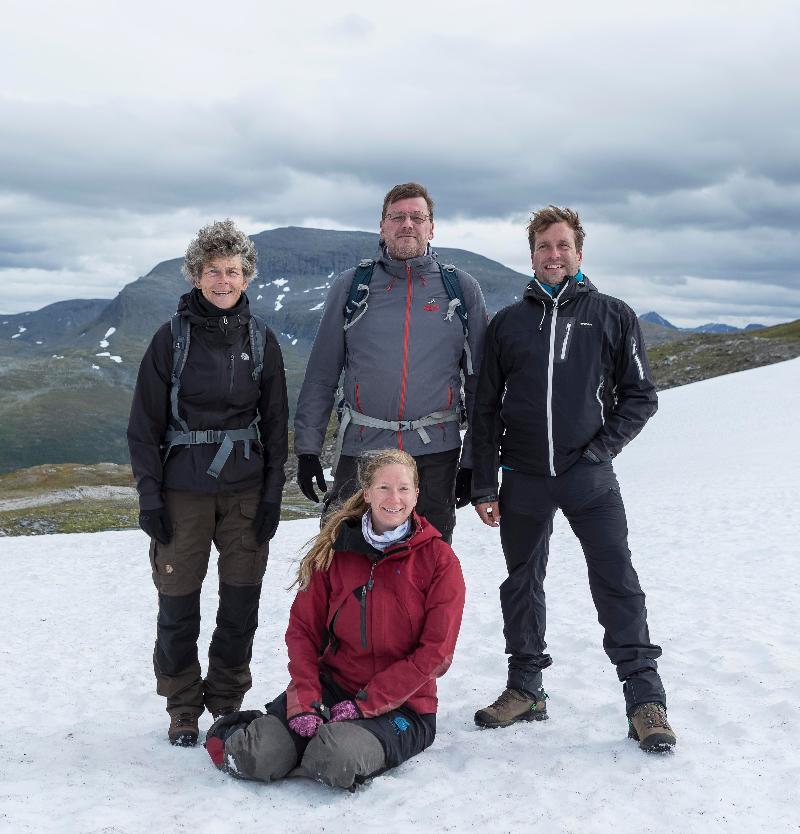 Lærerne fra Nederland kommer til Tromsø år etter år.