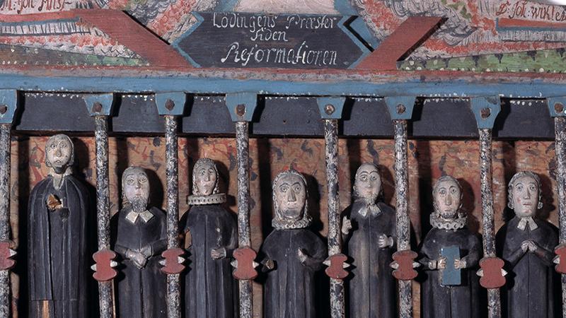 Reformasjonen er en stor politisk og religiøs omveltning i vår historie. Hva fikk innføringa av lutheranismen å si for oss i Nord-Norge?