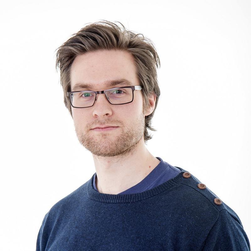 Prosjektleder for Idegeneratoren, Alexander Utne