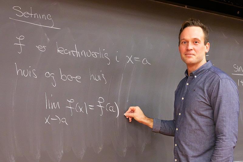 Matematikk og statistikk - bachelor