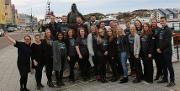 Marine bootcamp 2017 to NFH studenter med Suppiah og Mikkelsen.jpg