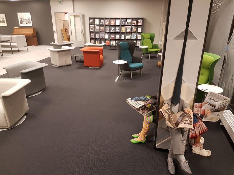 KS-biblioteket
