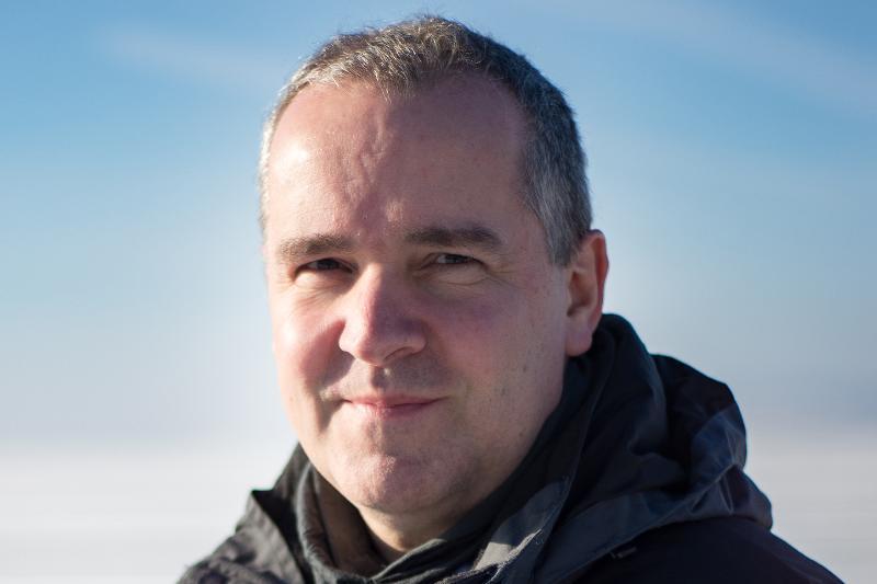 Sebastian Gerland fra Norsk Polarinstitutt er en av nestlederne i prosjektet.